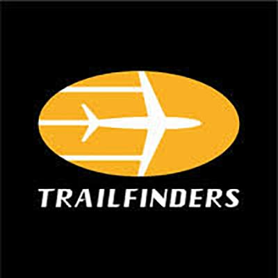 Trailfinders travel agent logo